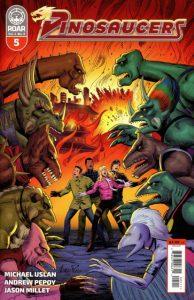 Dinosaucers #5 (2019)