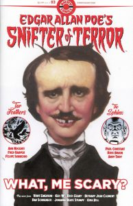 Edgar Allan Poe`s Snifter Of Terror #3 (2018)