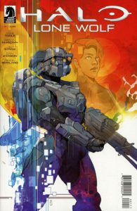 Halo: Lone Wolf #1 (2019)