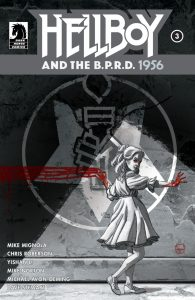 Hellboy and the BPRD: 1956 #3