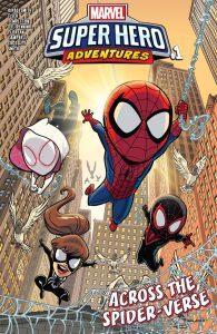 Marvel Super Hero Adventures: Spider-Man - Across The Spider-Verse #1 (2019)