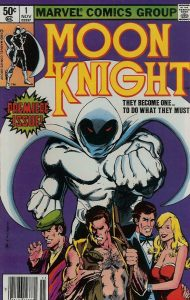 Moon Knight #1 (1980)