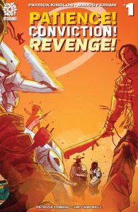 Patience Conviction Revenge #1 (2018)