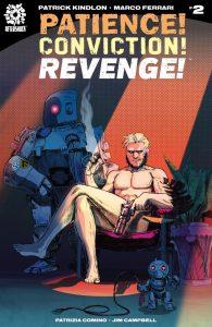 Patience Conviction Revenge #2 (2018)