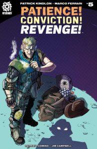 Patience Conviction Revenge #5 (2019)