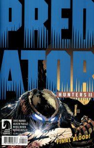 Predator: Hunters II #4 (2019)