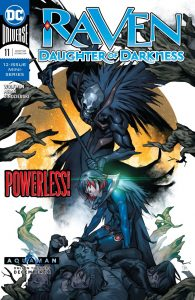 Raven: Daughter Of Darkness #11 (2019)