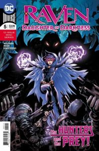 Raven: Daughter Of Darkness #5 (2018)