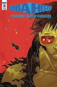 Bubba Ho-Tep and the Cosmic Blood-Suckers #5 (2019)