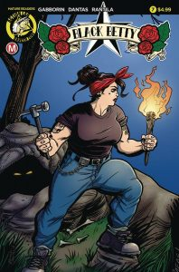 Black Betty #7 (2019)