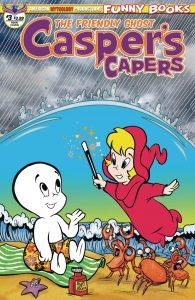 Casper's Capers #3 (2019)