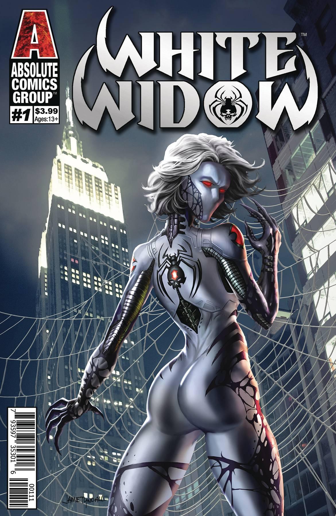 White Widow #1 (2019)