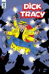 Dick Tracy: Dead Or Alive #3 (2019)
