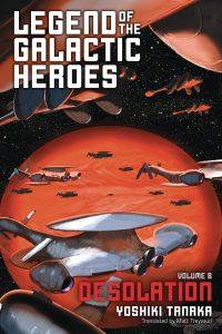Legend Of Galactic Heroes #8 (2019)