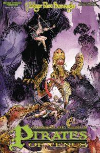 Carson Of Venus: Pirates of Venus #2 (2019)