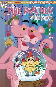 Pink Panther Pink Winter Special #1