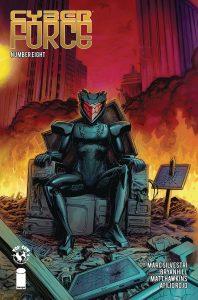 Cyberforce #8 (2019)