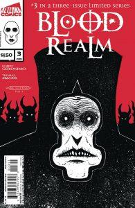 Blood Realm: Dark Covenant #3 (2019)