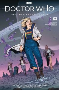Doctor Who: The Thirteenth Doctor #3 (2019)