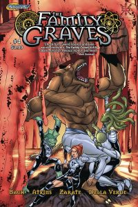 The Family Graves #4 (2019)