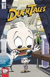 DuckTales #16 (2019)