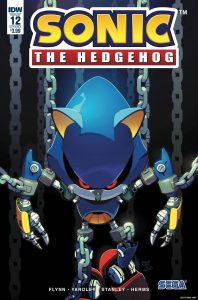 Sonic The Hedgehog #12 (2019)