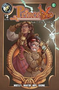 Princeless: Find Yourself #3 (2019)