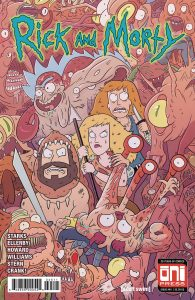 Rick and Morty #45 (2019)