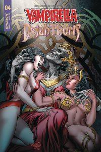 Vampirella / Dejah Thoris #4 (2019)