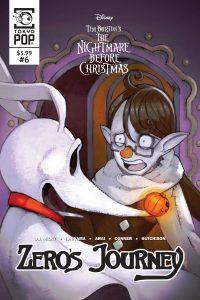 The Nightmare Before Christmas: Zero's Journey #6 (2019)