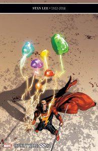 Infinity Wars: Infinity #1 (2019)