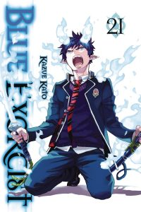 Blue Exorcist #21 (2019)