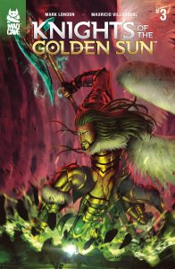 Knights Of The Golden Sun #3 (2019)