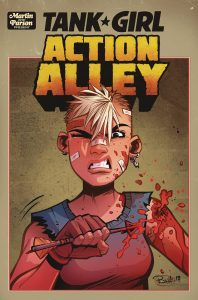Tank Girl: Action Alley #2 (2019)