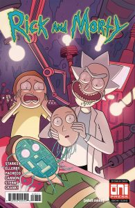 Rick and Morty #46 (2019)