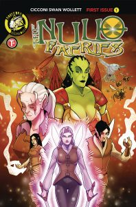 The Null Faeries #1 (2019)