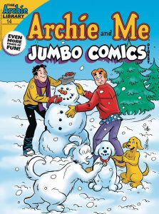 Archie and Me Comics Digest #14 (2019)