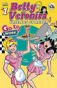 Betty And Veronica Friends Forever #4 (2019)