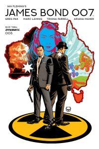 James Bond 007 #3 (2019)