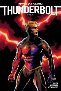 Peter Cannon: Thunderbolt #1 (2019)