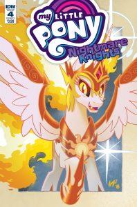 My Little Pony: Nightmare Knights #4 (2019)
