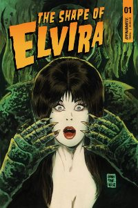 Elvira: The Shape Of Elvira #1 (2019)