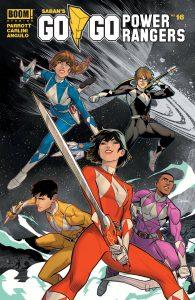 Go Go Power Rangers #16 (2019)