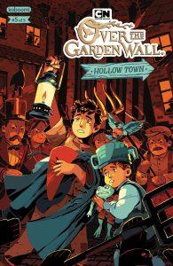 Over Garden Wall: Hollow Town #5 (2019)