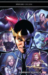 Asgardians Of The Galaxy #5 (2019)
