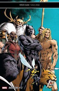 Avengers: Earth's Mightiest Heroes #12 (2019)