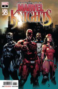 Marvel Knights 20th #6 (2019)