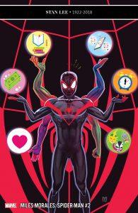 Miles Morales: Spider-Man #2 (2019)