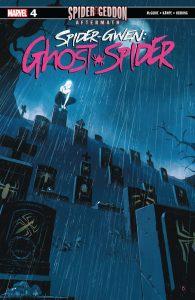 Spider-Gwen: Ghost Spider #4 (2019)