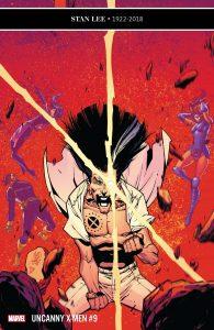 Uncanny X-men #9 (2019)